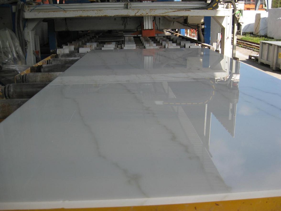 Pavimento Bianco Lucido Prezzo : Marmo bianco lastre pavimenti e rivestimenti marmo bianco