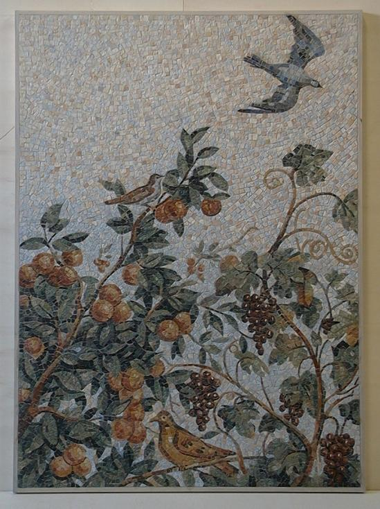 Lavorazione artistica del marmo pavimenti con disegni - Marmo veneziano ...